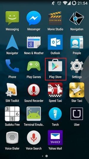 Google PlayStore Samsung